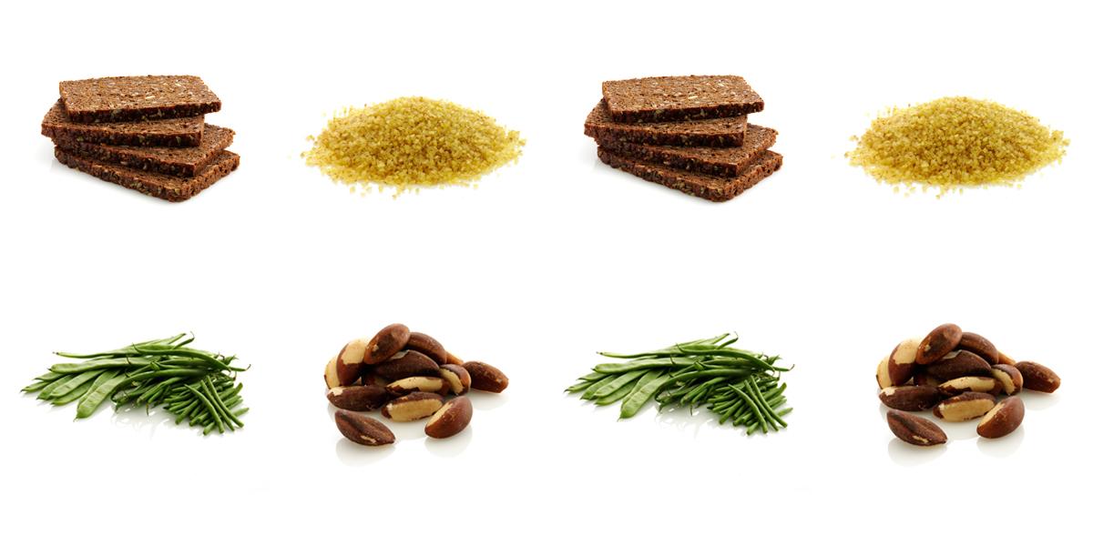 madvarer med magnesium